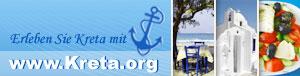 Erleben Sie Kreta mit Kreta.org