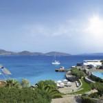 Ausblick vom Robinson Club - Kreta