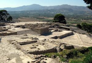 Festos - Kreta