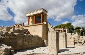 Palast Knossos - Kreta - Griechenland