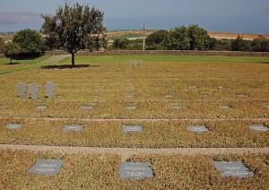 Deutscher Soldatenfriedhof Malame - Quelle: Matysik