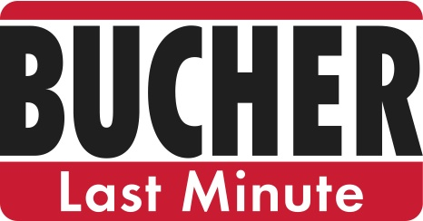 Bucher Last Minute Logo