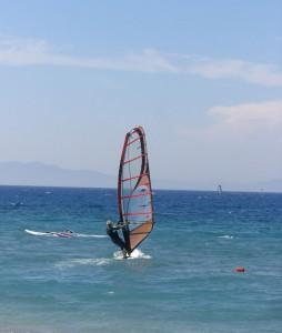 Windsurfen auf Kreta